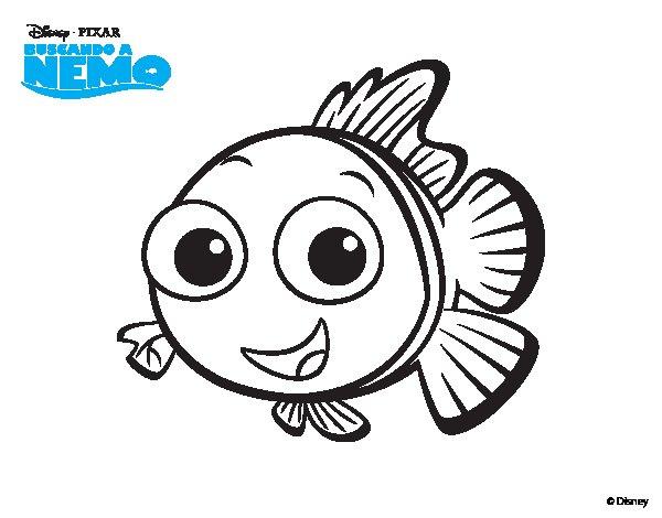 Disegno Di Alla Ricerca Di Nemo