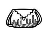 Dibujo de Bolsa del progettista