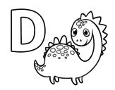 Desenhos de Dinossauros