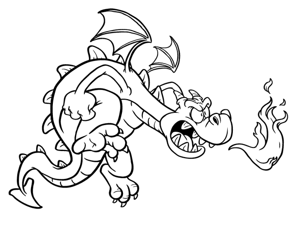 My Little Pony Dragon Coloring Pages : Land before time coloring pages download print young