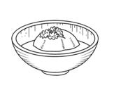 Dibujo de Gelato al tè