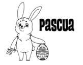 Dibujo de La Pasqua