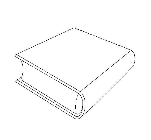 Disegno di libro da colorare - Cavaliere libro da colorare ...