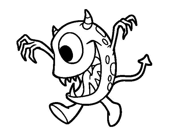 Mostri Disegni Disegni A Matita Horror E Fantasy Come Disegnare