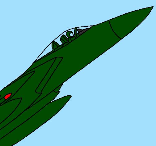 Aereo Da Caccia Gta 5 : Disegno aereo da caccia colorato utente non registrato