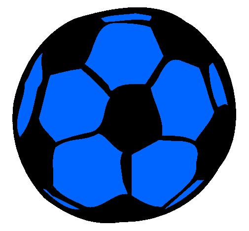 Disegno Pallone da calcio colorato da Utente non registrato il 14 di