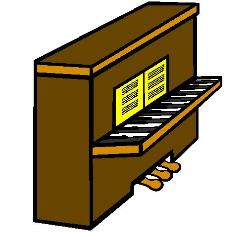 Disegno piano colorato da utente non registrato il 01 di for Disegno del piano online