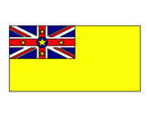 Disegno Niue pitturato su Emma
