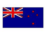 Disegno Nuova Zelanda pitturato su Emma
