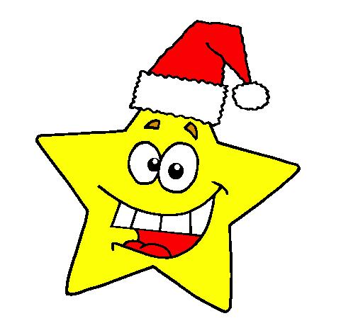 disegno stella di natale colorato da utente non registrato il 02 ... - Disegno Stella Colorate