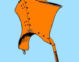 Disegno Casco da cavaliere  pitturato su francesco