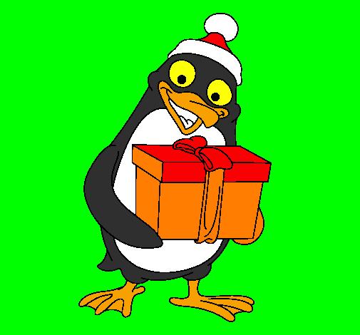 Disegno pinguino colorato da utente non registrato il 27 for Disegno pinguino colorato
