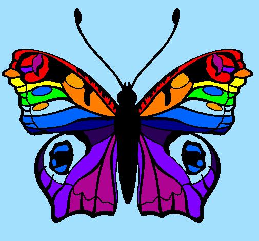 Pin Disegni Farfalle Disegni Per Bambini Da Stampare E Colorare By Car ...