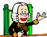 Disegno Giudice pitturato su andrea2007