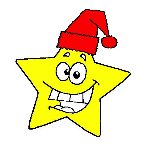 disegno stella di natale colorato da utente non registrato il 05 ... - Disegno Stella Colorate
