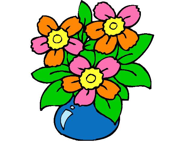 Disegno llljlj colorato da martina 93 il 16 di agosto del 2012 for Fiori da vaso