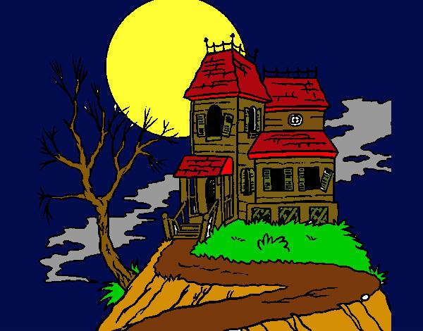 Pagine A Colori Di Halloween Immagini Da Colorare Pravreshcom