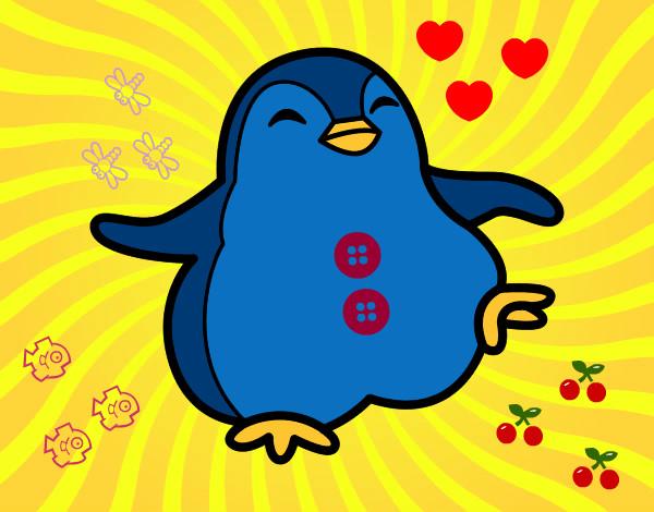 Disegno pinguino ballerino colorato da angy0618 il 11 di for Disegno pinguino colorato