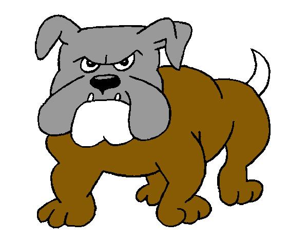 Disegno Bulldog Francese Colorato Da Lucagibbs Il 06 Di Gennaio Del 2013