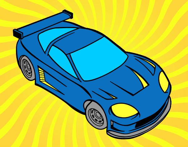 Disegni di Macchine da corsa da Colorare - Acolore.com