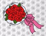Mazzo di gardenie