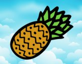 Ananas tropicale