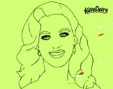 Katy Perry primo piano