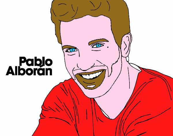 Pablo Alborán primo piano