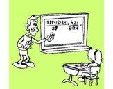 Professore di matematica