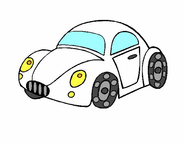 Disegni Da Colorare Di Macchine Sportive E Auto Corsa ...
