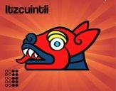 I giorni Aztechi: cane Itzcuintli