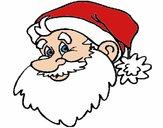 Faccione Babbo Natale