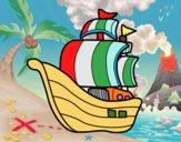 Corsari imbarcazione