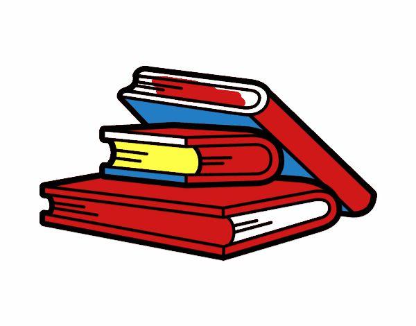 Disegno libri da leggere colorato da utente non registrato for Libri da leggere