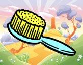 Spazzola dei capelli