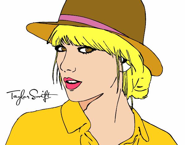Taylor Swift con il cappello