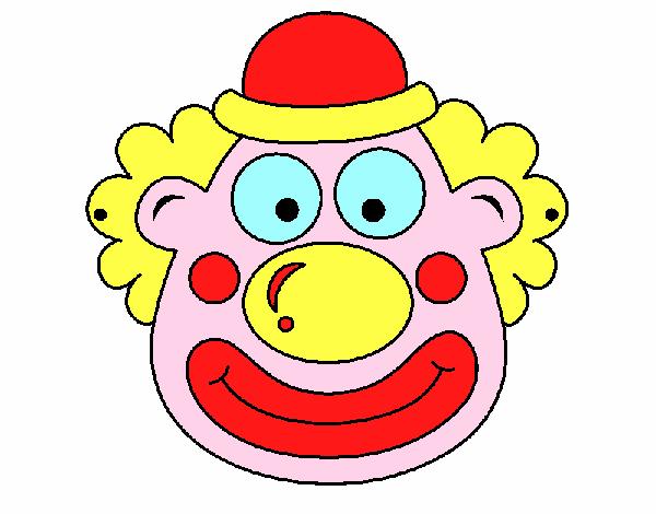 Disegno pagliaccio colorato da utente non registrato il 25 for Disegno pagliaccio colorato