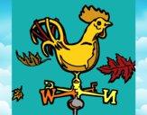 Banderuole e gallo
