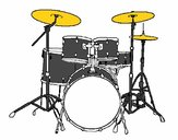 Batteria di percussioni