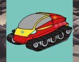 Nave carro armato