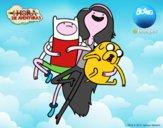 Volare con Marceline