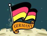Bandiera della Germania