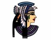 Profilo di Cleopatra