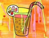 Bicchiere di soda