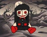 Bambola agghiacciante