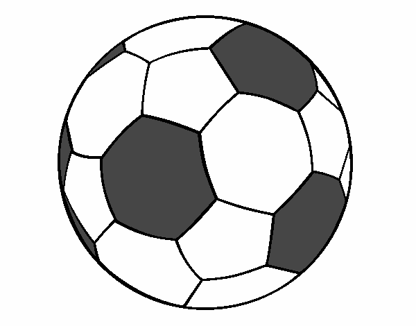 Disegni Da Colorare Pallone Migliori Pagine Da Colorare