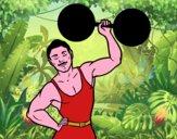 Il musculoso