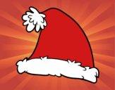 Un berretto di Babbo Natale