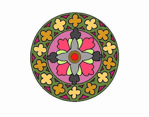 Mandala 21