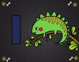 I di Iguana